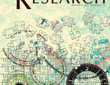 April 2015 cover of Genome Research